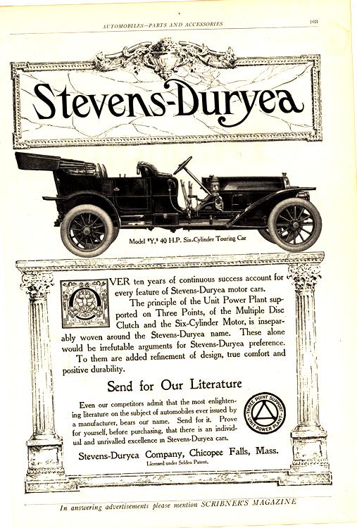 Stevens-Duryea 1910 0001