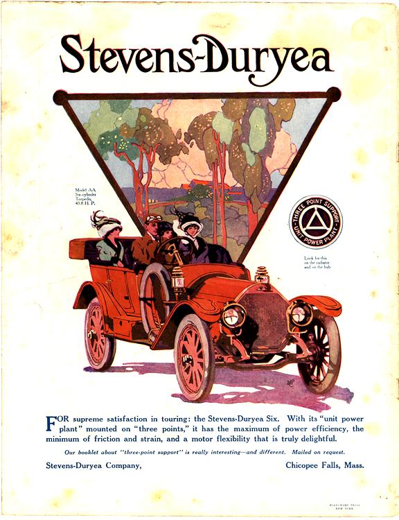 Stevens-Duryea 1911 0003