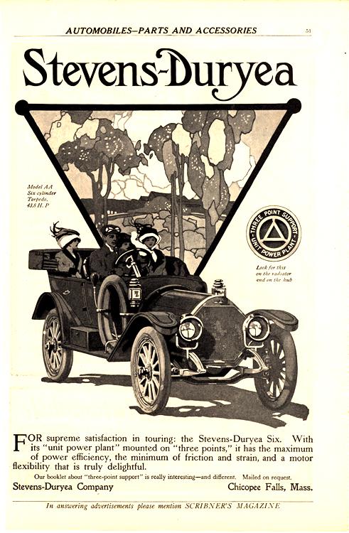 Stevens-Duryea 1911 0004