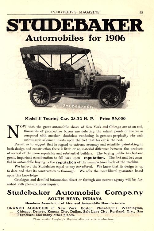 Studebaker 1906 0002