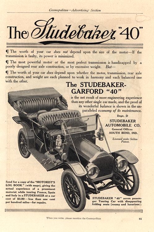 Studebaker 1910 0001
