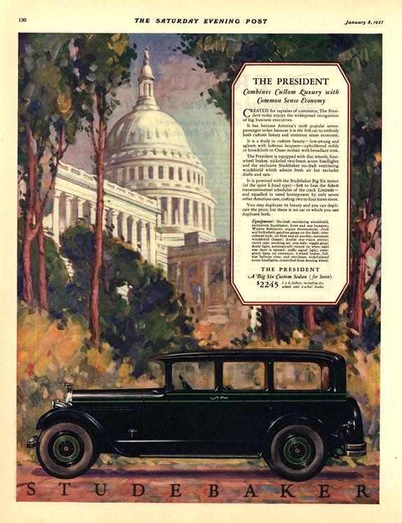 Studebaker 1927 0005