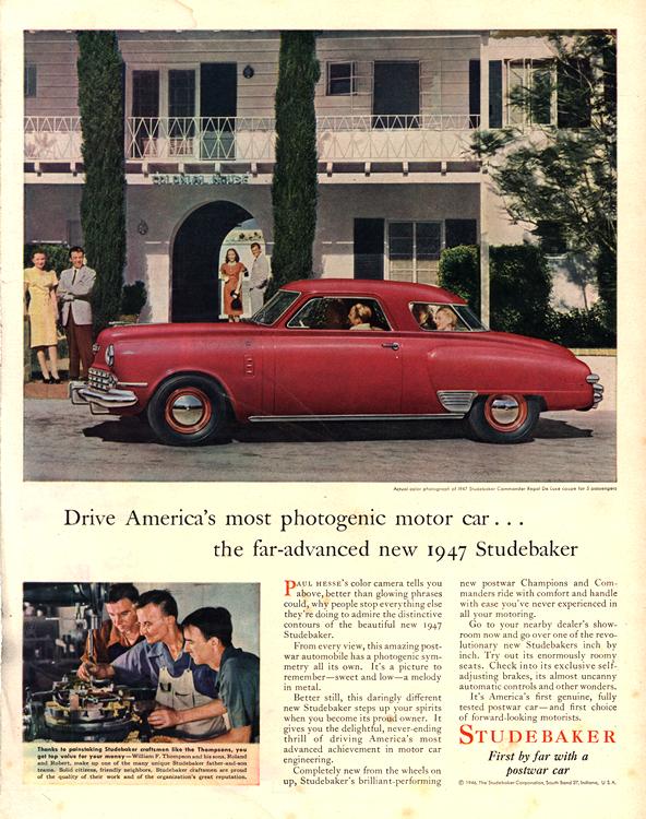 Studebaker 1947 0014