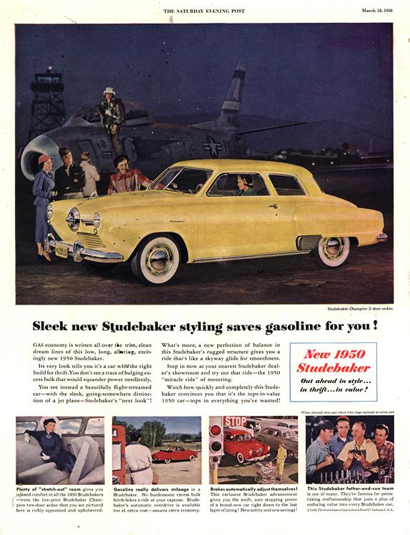 Studebaker 1950 0012