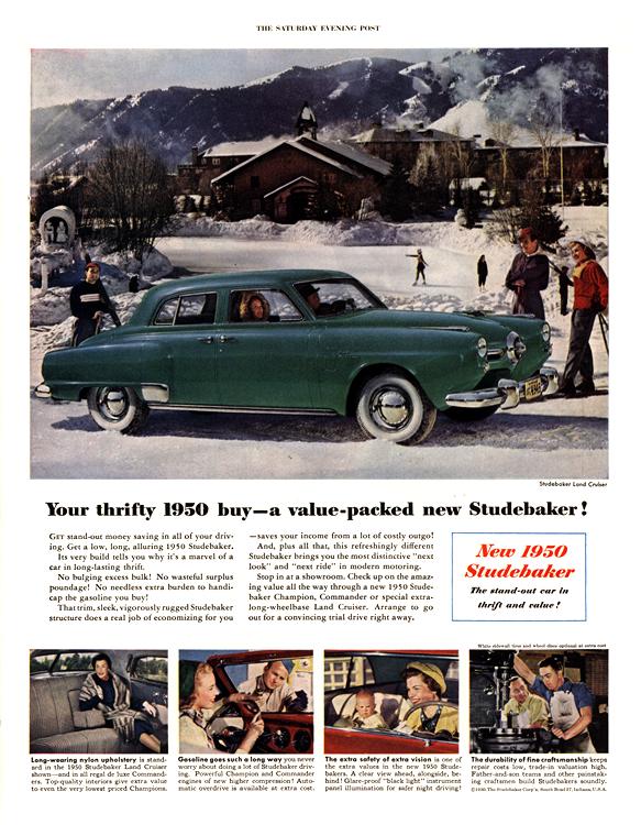 Studebaker 1950 0013