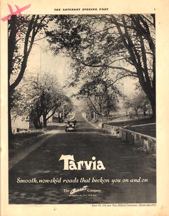 Tarvia Roads 1929 0001