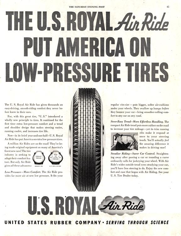 US Royal Tires 1949 0001