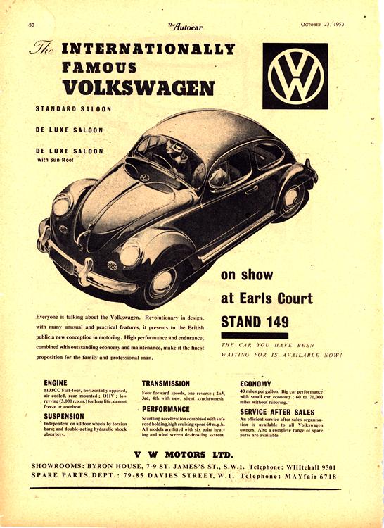 Volkswagen 1954 0001