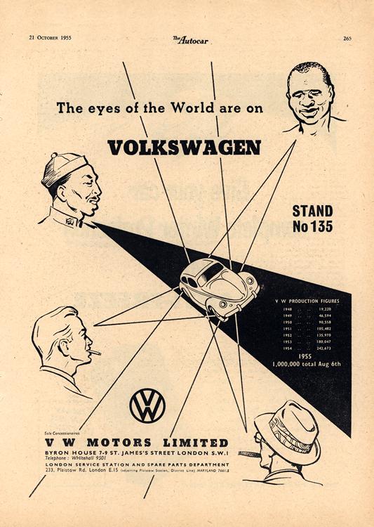 Volkswagen 1955 0001