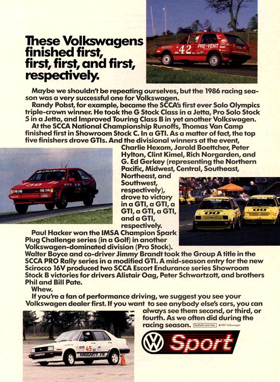 Volkswagen 1986 0010