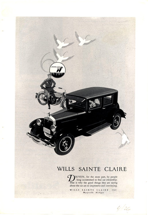 Wills Sainte Claire 1926 0003
