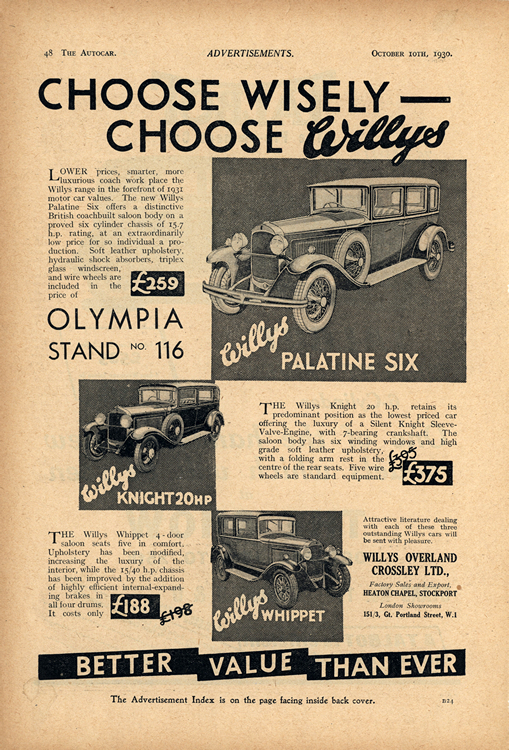 Willys 1931 0006