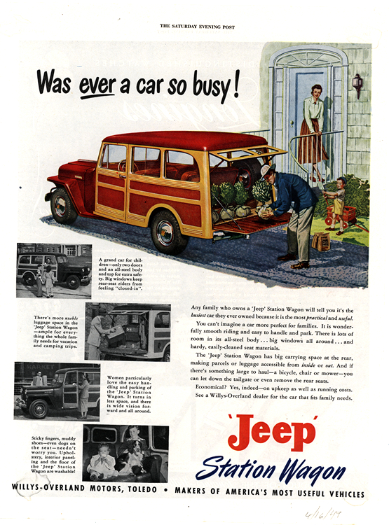 Willys 1949 Jeep 0001