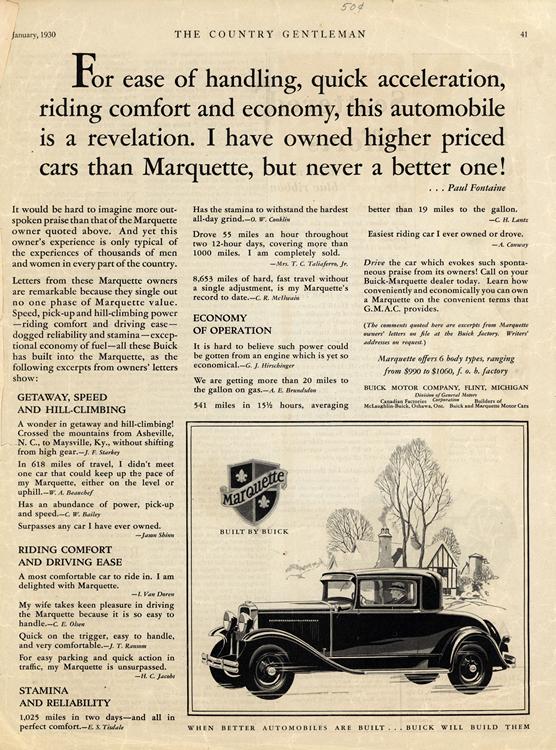 Marquette 1930 0005b